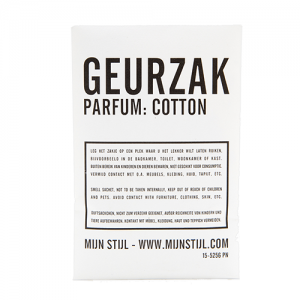 geurzak cotton